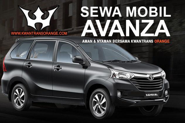 sewa mobil avanza di Malang