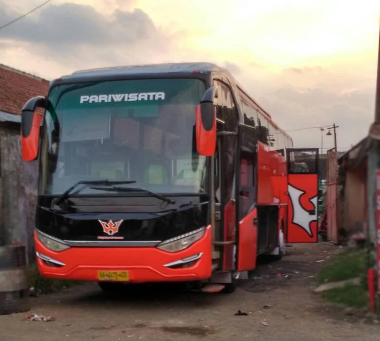 Bus Pariwisata Malang - Jogja