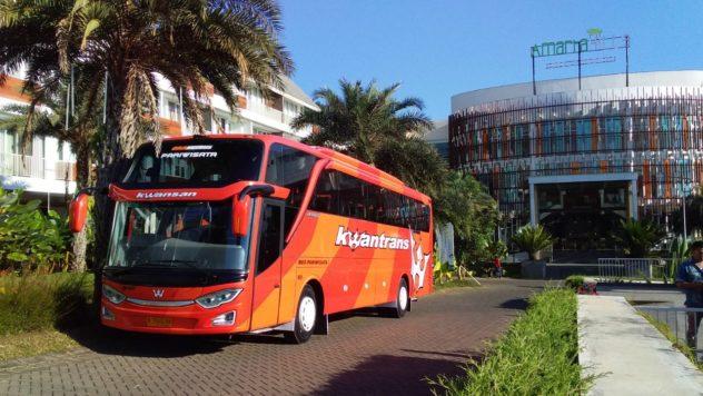 Sewa Bus Pariwisata Malang 2018