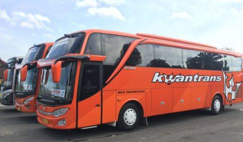 Bus Pariwisata Malang SHD Jetbus
