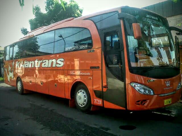 PO Bus Pariwisata Malang
