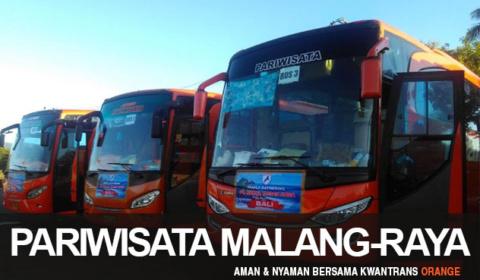 Sewa Bus Pariwisata Malang Raya Murah